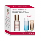 Clarins Extra-Firming Eye Lift Perfecting Serum 15ml Set 3 Pieces 2018