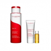 Clarins Body Fit Anti Cellulite Contouring Expert 200ml Set 3 Pieces 2019