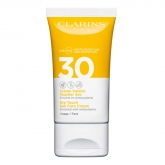 Clarins Dry Touch Sun Care Cream Spf30 Face 50ml