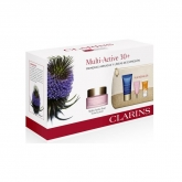 Clarins Multi-Active 30+ Cream All Skin Types 50ml Set 4 Pieces 2019