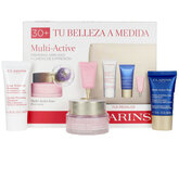 Clarins Multi-Active Day Cream For Dry Skin 50ml Set 5 Pieces 2020