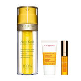 Clarins Plant Gold Nutri-Revitalizing Oil-Emulsion 35ml Set 3 Pieces