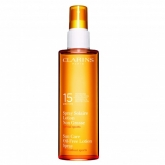 Clarins Sun Spray Oil Free Lotion Moderate Protection Spf15 150ml