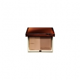 Clarins Bronzing Duo Spf15 Mineral Powder Compact 02 Medium