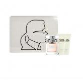 Karl Lagerfeld Femme Eau De Parfum Spray 85ml Set 3 Artikel