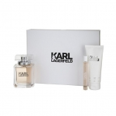 Karl Lagerfeld Eau De Perfume Spray 85ml Set 3 Pieces