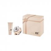 Montblanc Emblem Femme Eau De Perfume Spray 50ml Set 2 Pieces 2018