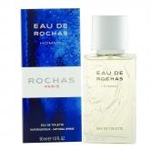 Rochas Eau De Rochas Homme Eau De Toilette Spray 50ml