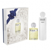 Eau De Rochas Eau De Toilette 220ml Set 2 Pieces
