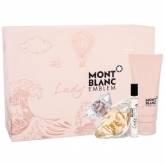 Montblanc Lady Emblem Femme Eau De Perfume Spray 75ml Set 2 Pieces 2019