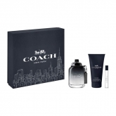 Coach For Men Eau De Toilette Spray 100ml Set 3 Pieces 2018