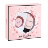 Rochas Mademoiselle Eau De Perfume Spray 30ml + Body Lotion 50ml