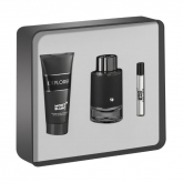 Montblanc Explorer Eau De Toilette Spray 100ml Set 3 Pieces 2019