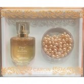 Caron Fleur De Rocaille Eau De Toilette Spray 50ml Set 2 Pieces 2019