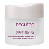 Decleor Hydra Floral Multi Protection Rich Cream 50ml