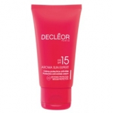 Decleor Aroma Sun Expert Protective Anti Wrinkle Face Cream Spf15 50ml