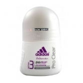 Adidas Woman Pro Clear Deodorant Roll On 50ml