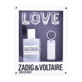 Zadig Et Voltaire This is Her! Eau De Perfume Spray 30ml Set 2 Pieces 2018