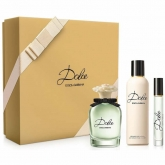 Dolce Eau De Perfume Spray 75ml Set 3 Pieces 2017
