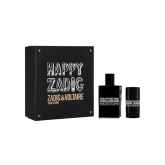Zadig And Voltaire Happy Zadig This Is Him! Eau De Toilette Spray 100ml Set 2 Pieces 2018