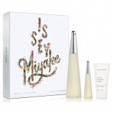 L'Eau D'Issey Eau De Toilette Spray 100ml Set 3 Pieces 2017
