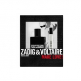 Zadig And Voltaire This Is Him! Eau De Toilette Spray 50ml Set 2 Pieces 2018