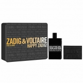 Zadig Et Voltaire This Is Him! Eau De Toilette Spray 100ml Set 2 Pieces 2017