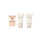 Narciso Rodriguez Poudree Eau De Perfume Spray 50ml Set 3 Pieces 2018
