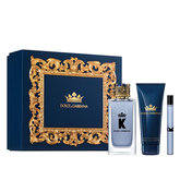 Dolce and Gabbana K Eau De Toilette Spray 100ml Set 3 Pieces 2020