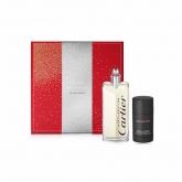 Cartier Declaration Eau De Toilette Spray 100ml Set 2 Pieces 2017
