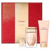 Cartier La Panthère Eau De Parfum Vaporisateur 75ml Coffret 3 Produits 2017