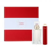 Cartier Carat Eau De Perfume Spray 100ml Set 2 Pieces 2019