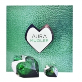 Mugler Aura Eau De Perfume Spray 50ml Set 2 Pieces 2018