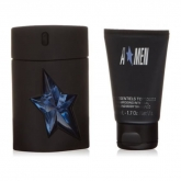 Thierry Mugler Angel For Men Eau De Toilette Spray 100ml Set 2 Pieces 2018
