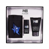 Mugler A Men Eau De Toilette Spray 100ml Set 3 Pieces 2018