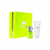 Courreges Eau De Toilette Spray 50ml Set 2 Piezas