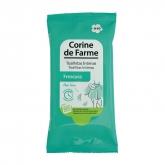 Corine de Farme Frescura Toallitas Íntimas 10 Unidades