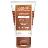 Sisley Super Soin Solaire Tinted Sun Care Spf30 3 Amber 40ml