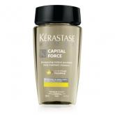 Kerastase Homme Capital Force Shampoo Traitant Quotidien 250ml