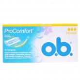 O.B. Pro Comfort Tampons Normal 16 Units