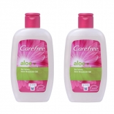 Carefree Aloe Gel Íntimo 2x200ml
