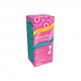 Carefree Flexiform Pantyliners 40 Units