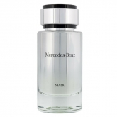 Mercedes-Benz Silver Eau De Toilette Spray 120ml