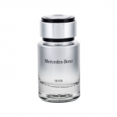 Mercedes-Benz Silver Eau De Toilette Spray 75ml