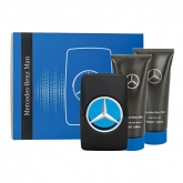 Mercedes Benz Man Eau De Toilette Spray 100ml Set 3 Piezas 2019
