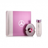 Mercedes Benz Woman Eau De Perfume Spray 60ml Set 2 Piezas 2019