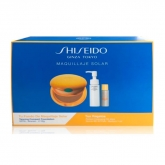 Shiseido Global Sun Care Taning Compact Set 3 Pieces 2019