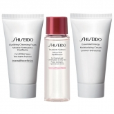 Shiseido Clarifying Cleansing Foam 30ml Set 3 Pieces 2019