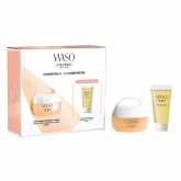 Shiseido Waso Clear Mega Hydrating Cream 50ml Set 2 Pieces 2019