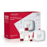 Shiseido Essential Energy Moisturizing Cream 50ml Set 4 Pieces 2020